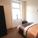 The second front double bedroom