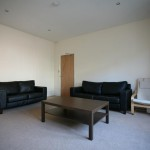 Living room at Stannington Avenue