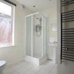 Second Shower room & wc at Stannington Avenue